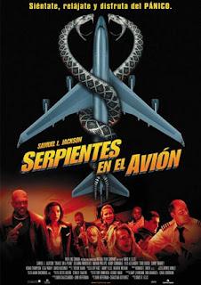 Serpientes en el avion Serpientesenelavioncine