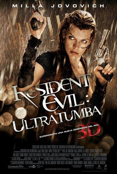 Alice Jovovich Zombies Vs Evil Resident Milla