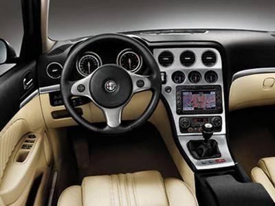 Alfa Romeo 159 Engine