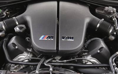 BMW M6 Photos