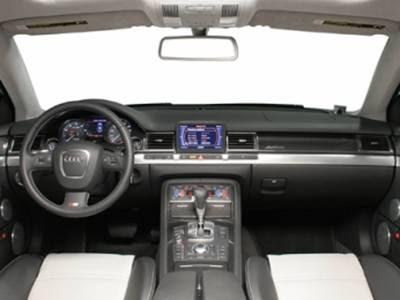 2007 Audi S8 Audi S8 New Interior