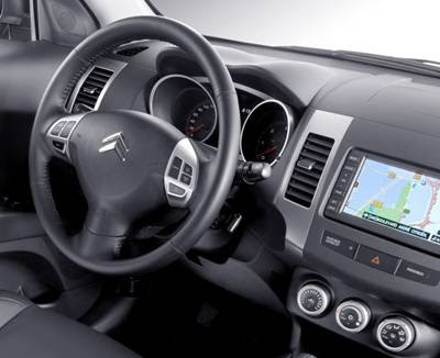 Citroen C-Cross Interior
