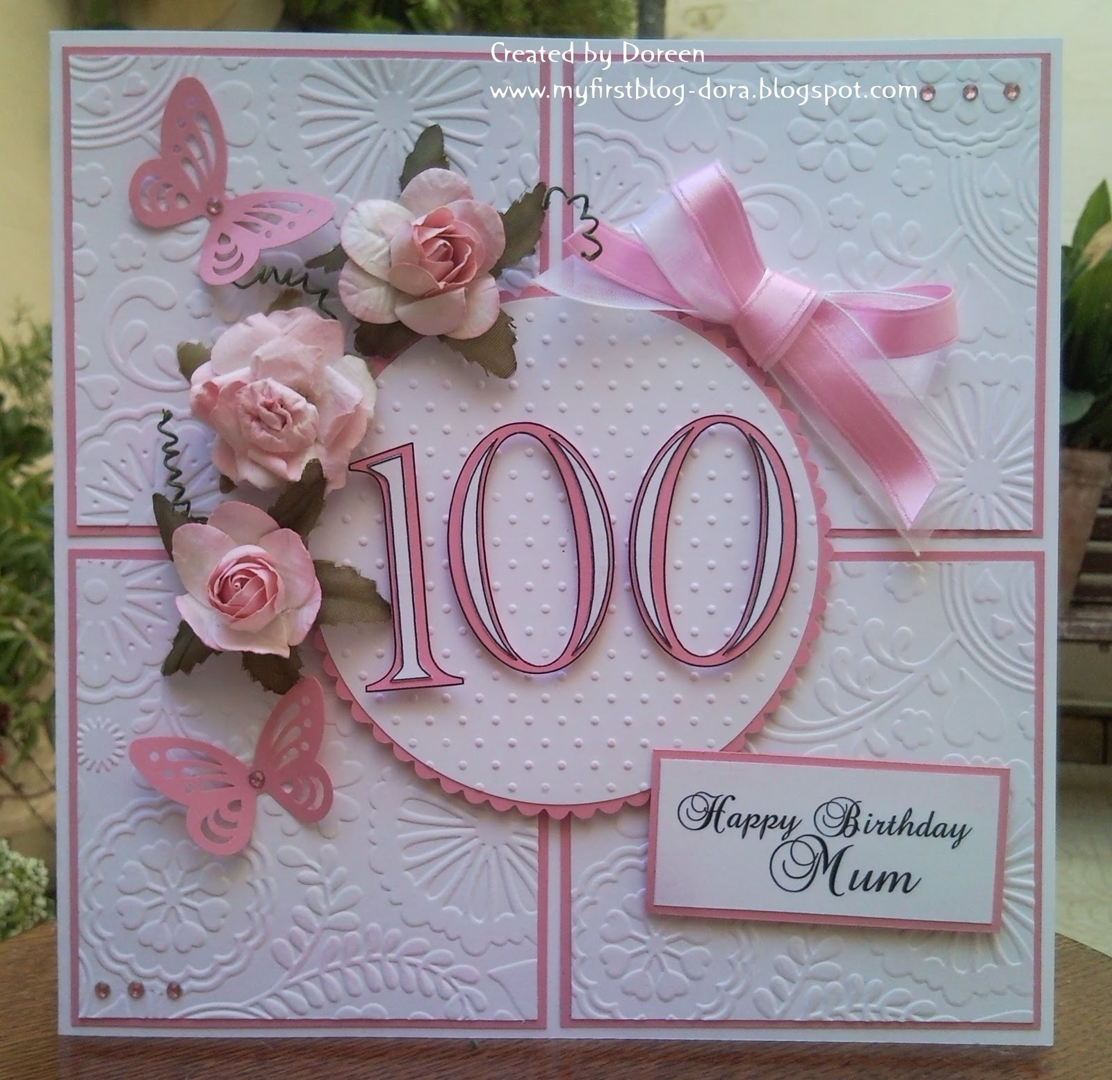 Especially For You Cards A 100th Birthday