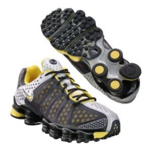 lote auge Compuesto  Chaussures Sport: Nike Shox TL1 Nike Shox TL3