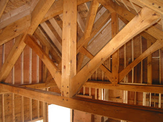Great Rooms, Trusses & Decorative Ceiling Beams by Vermont
