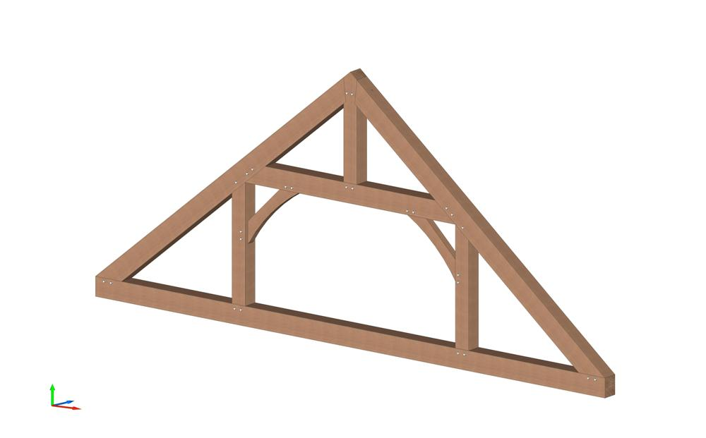 Great Rooms, Trusses & Decorative Ceiling Beams by Vermont ...