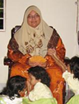 ::Najwa Abu Samah::