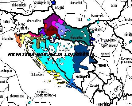 Croatian micro dialect