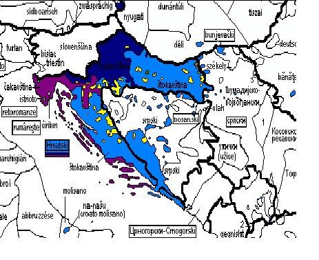 Croatian dialect