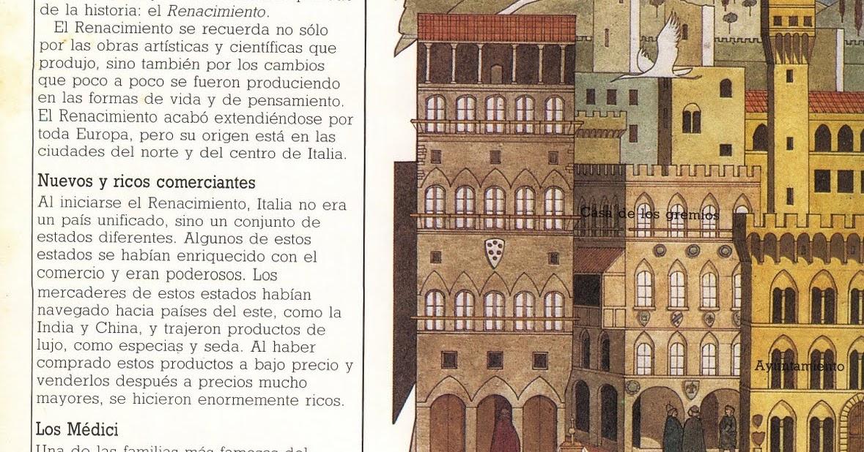creartehistoria: Una ciudad italiana del Renacimiento