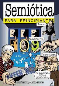 Semiótica para principiantes por Paul Cobley y Litza Jansz