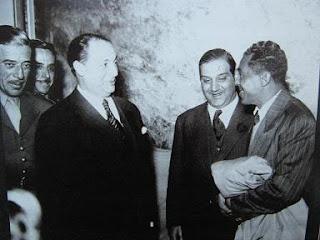 Luis Batlle Berres y los campeones del '50 (creartehistoria)