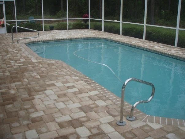 Florida Custom Pools More Than Concrete Surfacing Modern