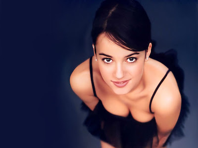 Alizee super model wallpapers