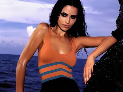 Almudena Fernandez super models wallpapers