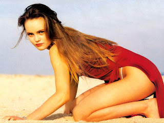 Vanessa Paradis sexy nice wallpapers