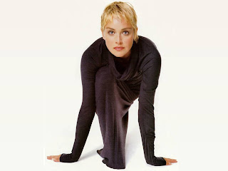 Sharon Stone sensual wallpapers