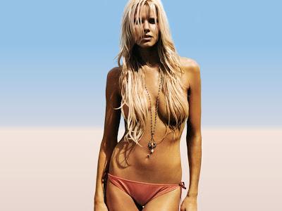 Beth Ostrosky  Super Models Wallpapers