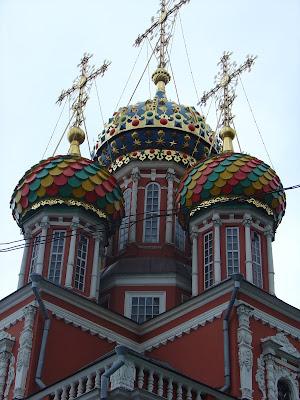 gebouwen kerken enz. In en om het kremlin