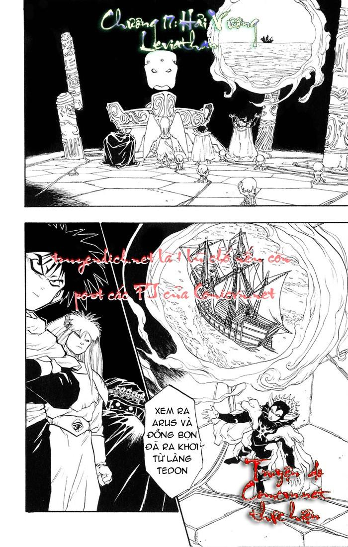 Dragon Quest: Emblem of Roto chapter 17 trang 1