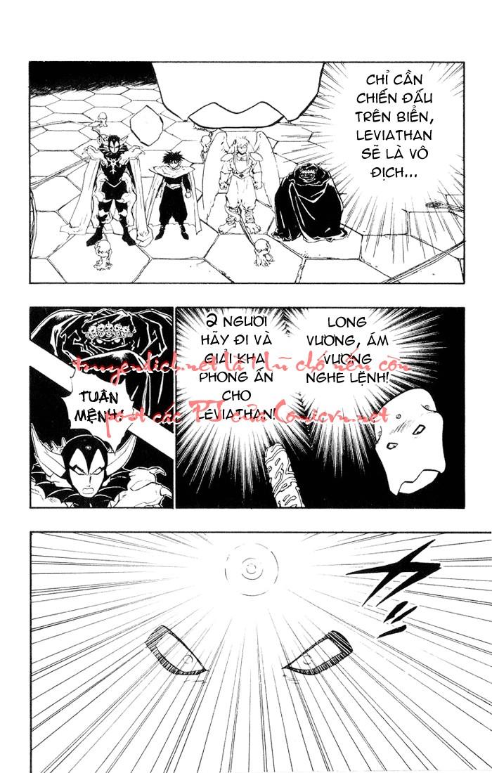 Dragon Quest: Emblem of Roto chapter 17 trang 9