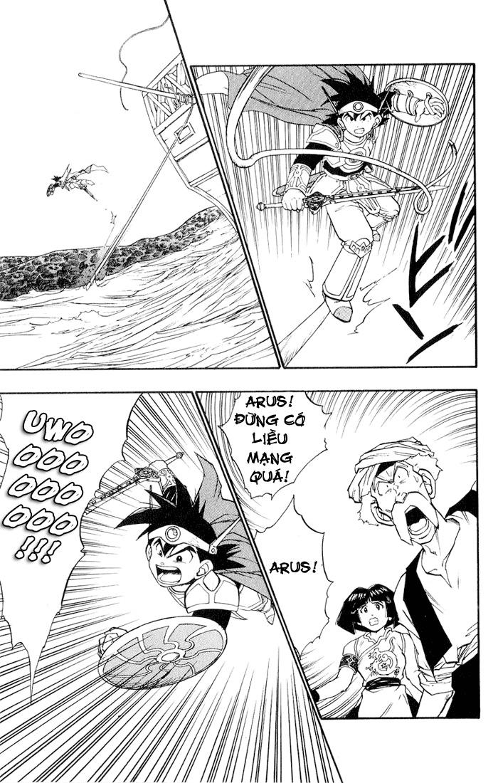 Dragon Quest: Emblem of Roto chapter 18 trang 49