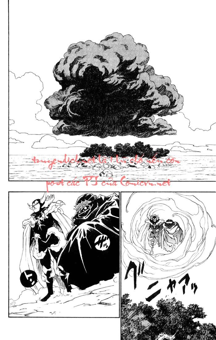 Dragon Quest: Emblem of Roto chapter 17 trang 13