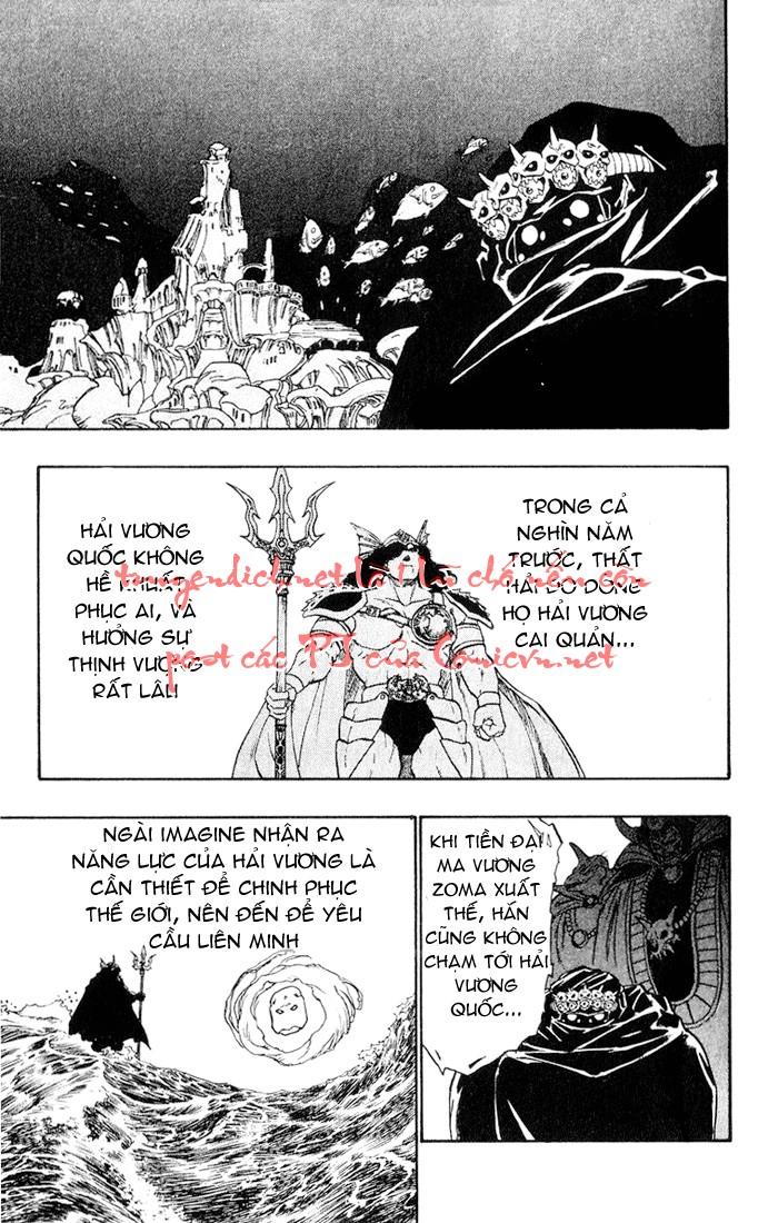 Dragon Quest: Emblem of Roto chapter 17 trang 19