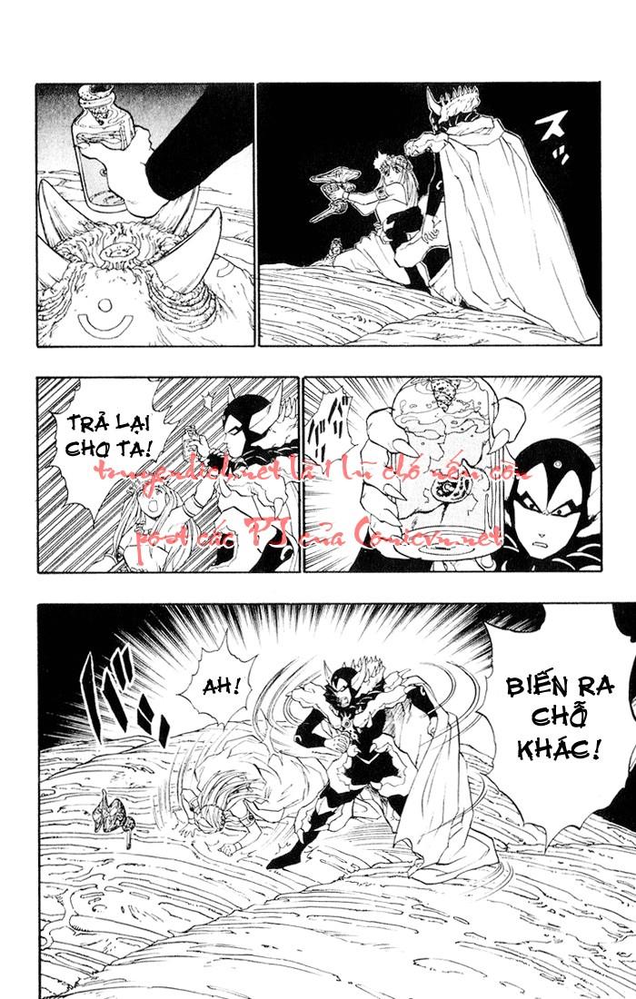 Dragon Quest: Emblem of Roto chapter 17 trang 33