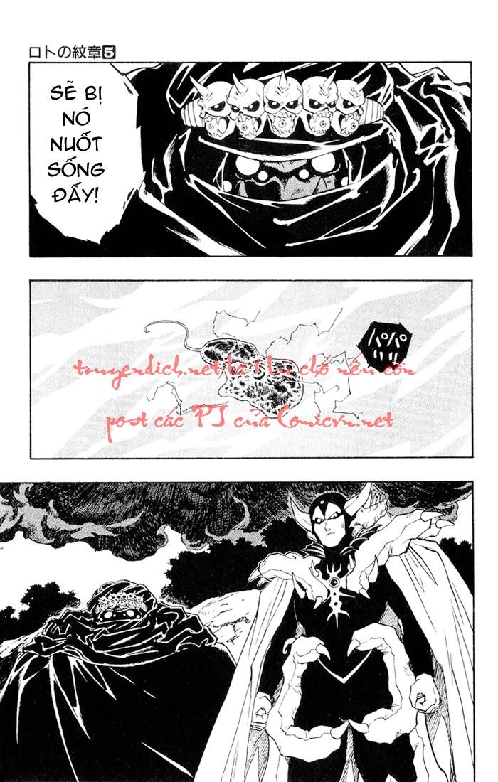 Dragon Quest: Emblem of Roto chapter 17 trang 43