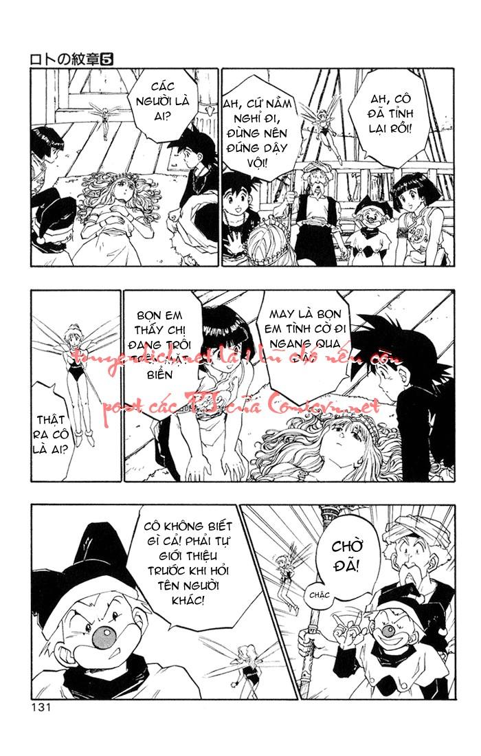 Dragon Quest: Emblem of Roto chapter 17 trang 59