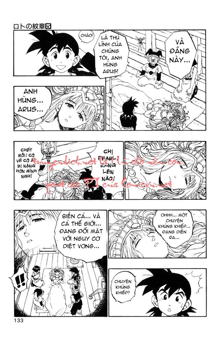 Dragon Quest: Emblem of Roto chapter 17 trang 63