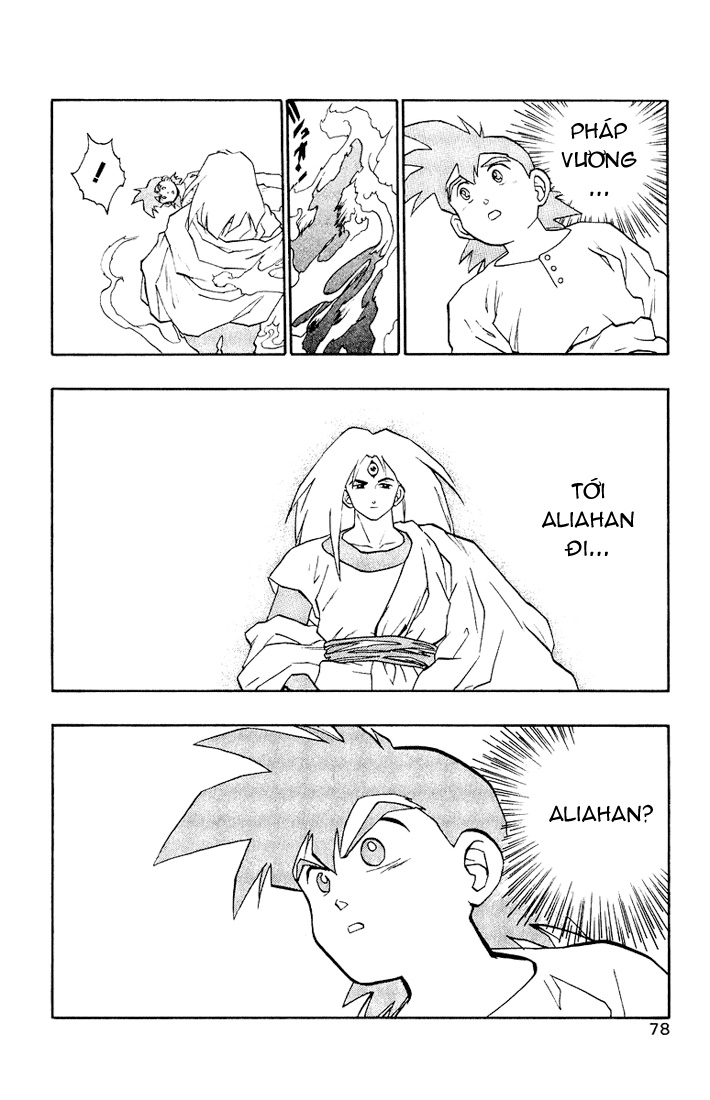 Dragon Quest: Emblem of Roto chapter 16 trang 35