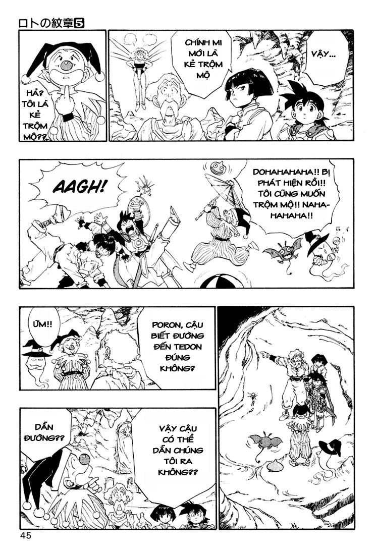 Dragon Quest: Emblem of Roto chapter 15 trang 87