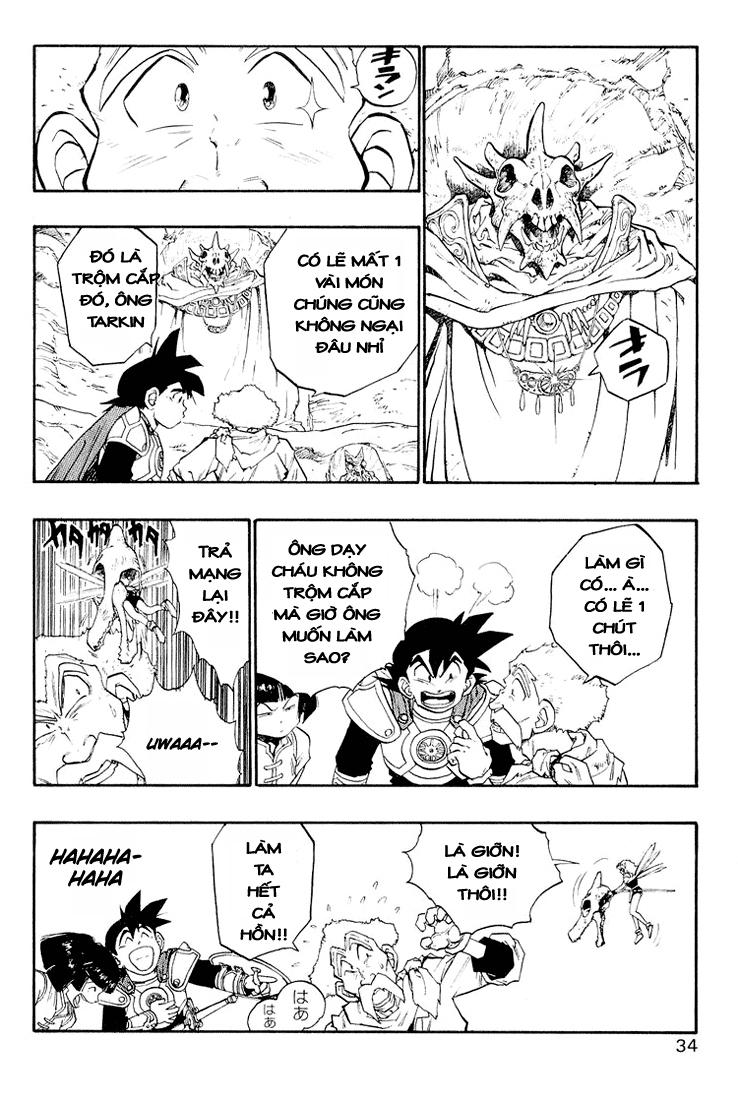 Dragon Quest: Emblem of Roto chapter 15 trang 65