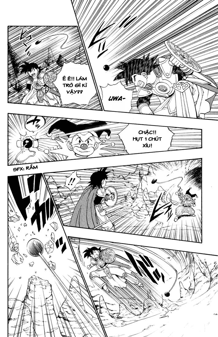 Dragon Quest: Emblem of Roto chapter 15 trang 69