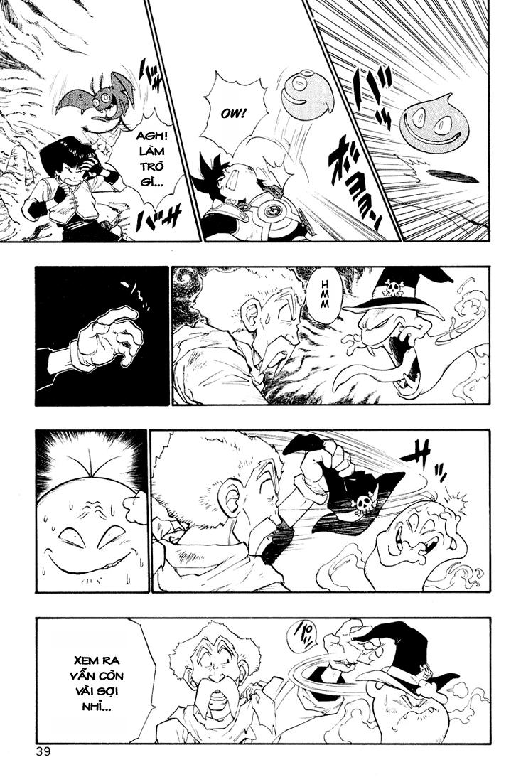 Dragon Quest: Emblem of Roto chapter 15 trang 75
