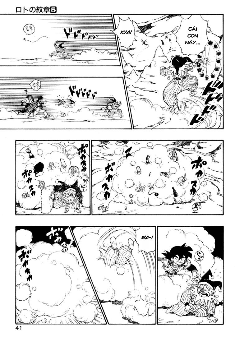 Dragon Quest: Emblem of Roto chapter 15 trang 79