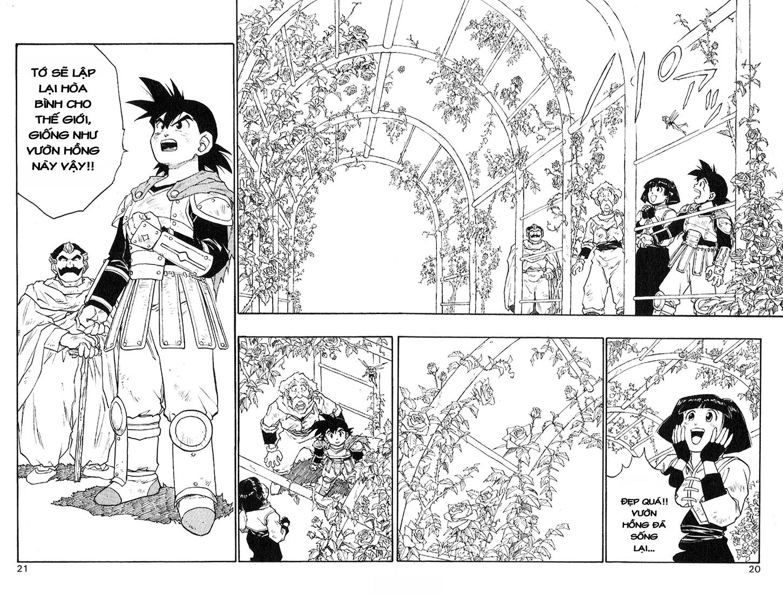 Dragon Quest: Emblem of Roto chapter 15 trang 41