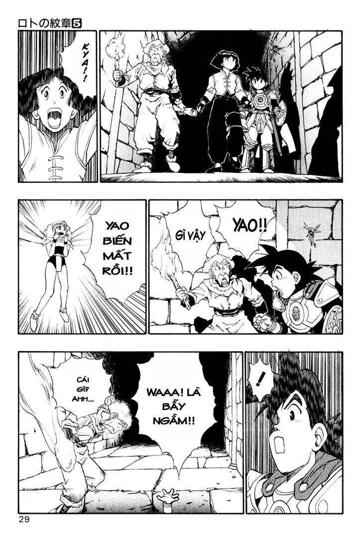 Dragon Quest: Emblem of Roto chapter 15 trang 57