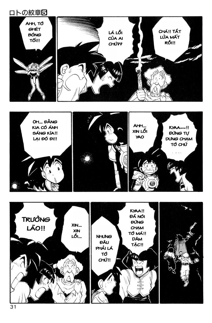 Dragon Quest: Emblem of Roto chapter 15 trang 61