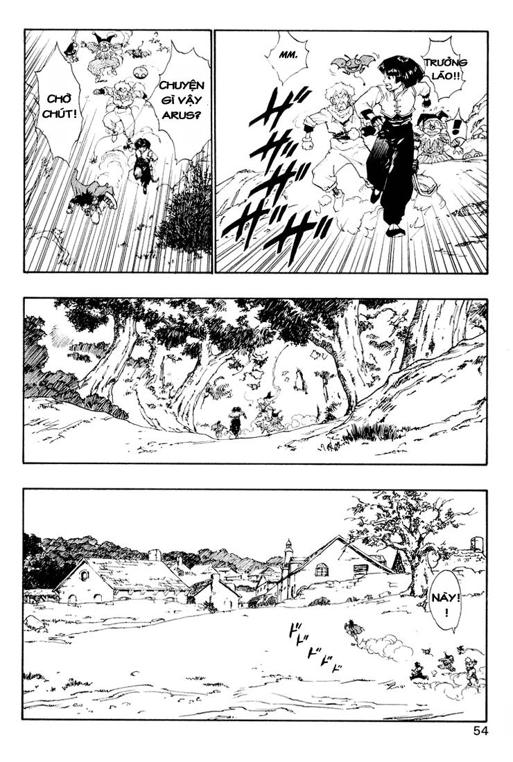Dragon Quest: Emblem of Roto chapter 15 trang 103