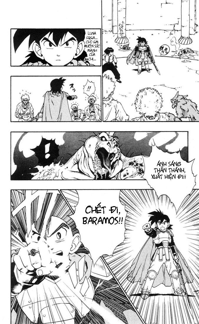Dragon Quest: Emblem of Roto chapter 14 trang 47
