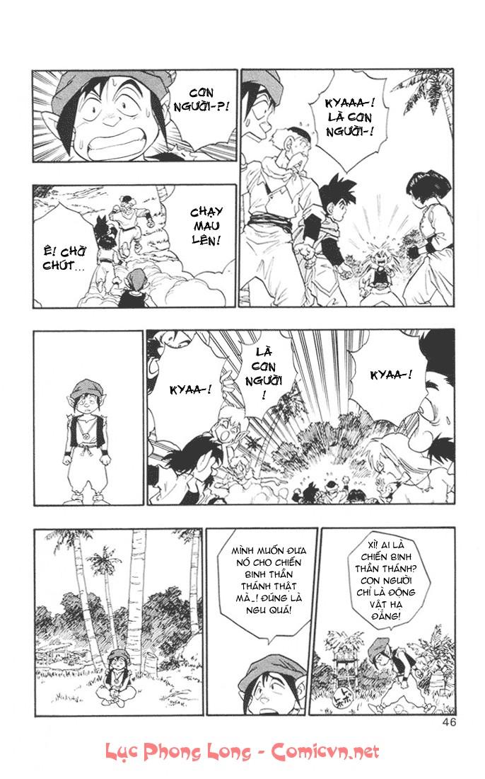 Dragon Quest: Emblem of Roto chapter 12 trang 79
