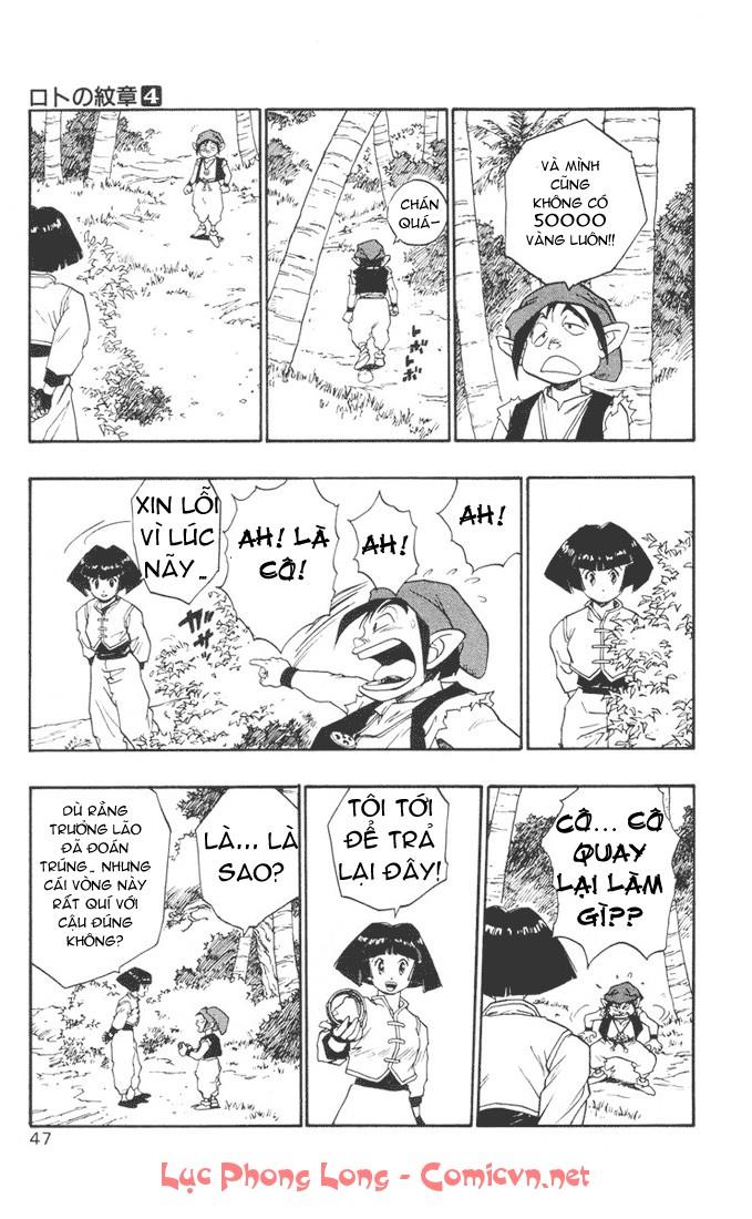 Dragon Quest: Emblem of Roto chapter 12 trang 81