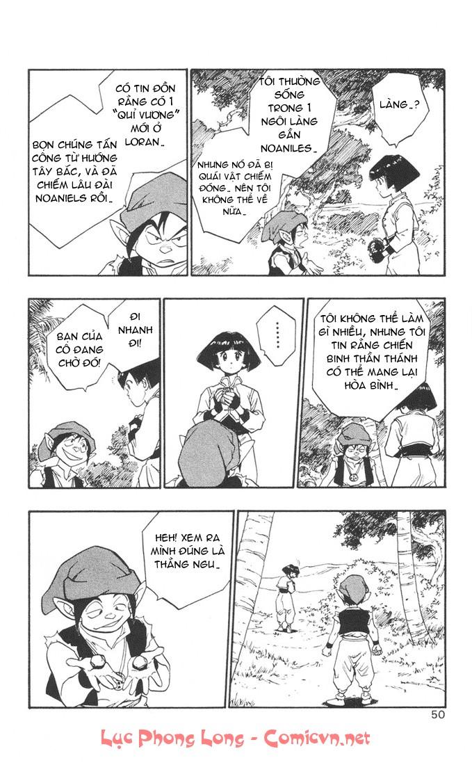 Dragon Quest: Emblem of Roto chapter 12 trang 87