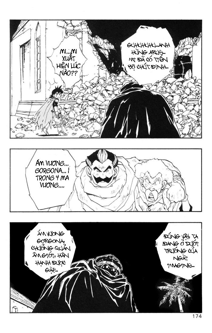 Dragon Quest: Emblem of Roto chapter 14 trang 103