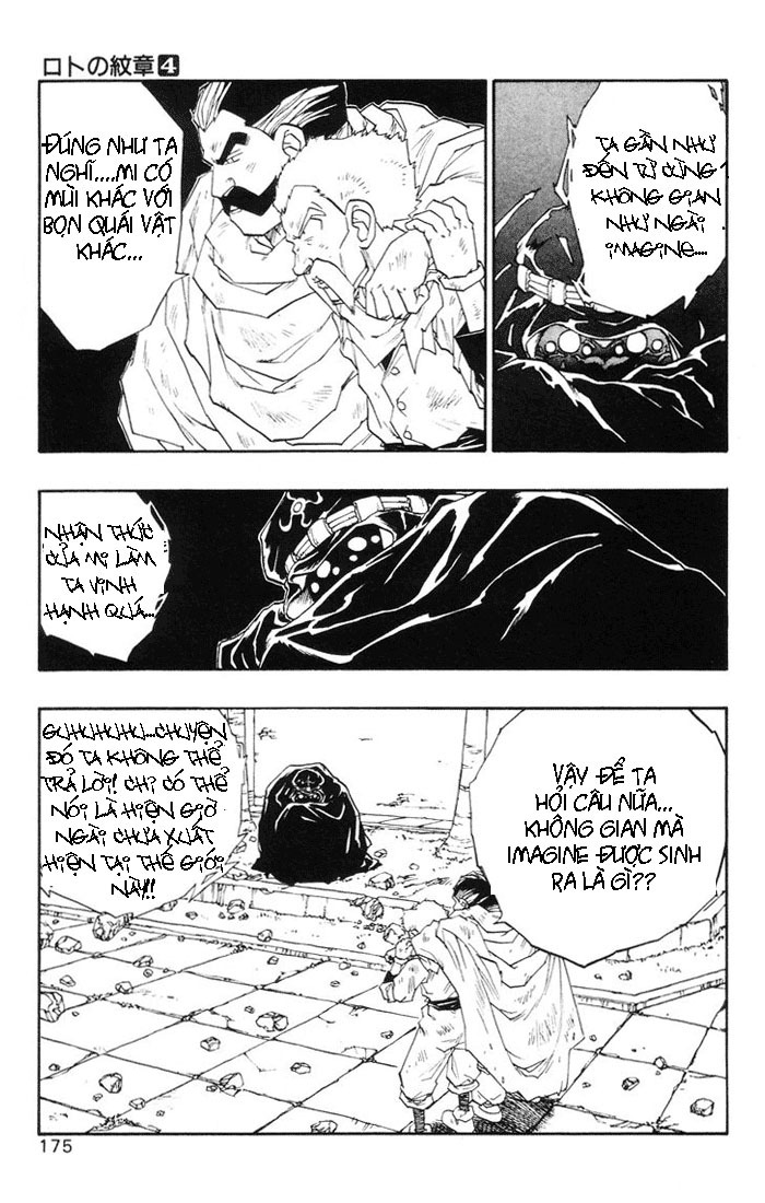 Dragon Quest: Emblem of Roto chapter 14 trang 105