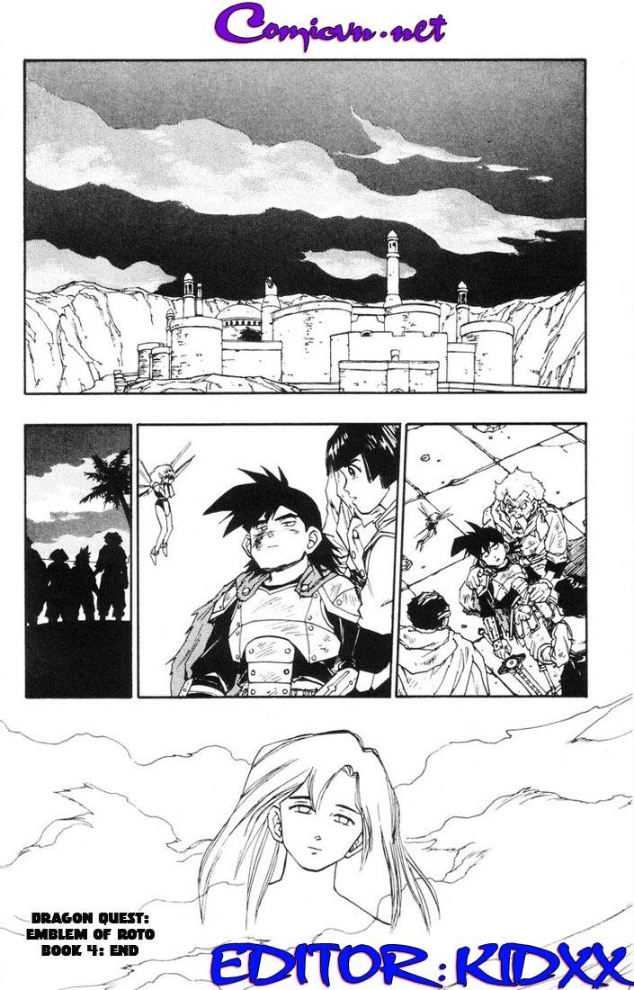 Dragon Quest: Emblem of Roto chapter 14 trang 131
