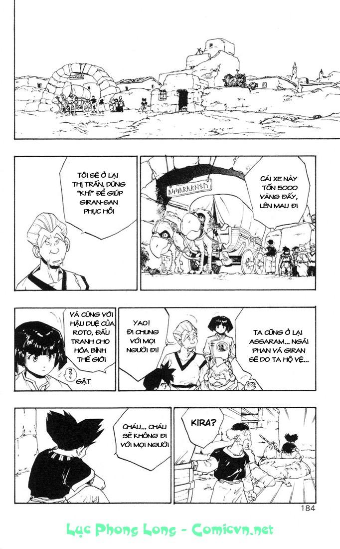 Dragon Quest: Emblem of Roto chapter 11 trang 83